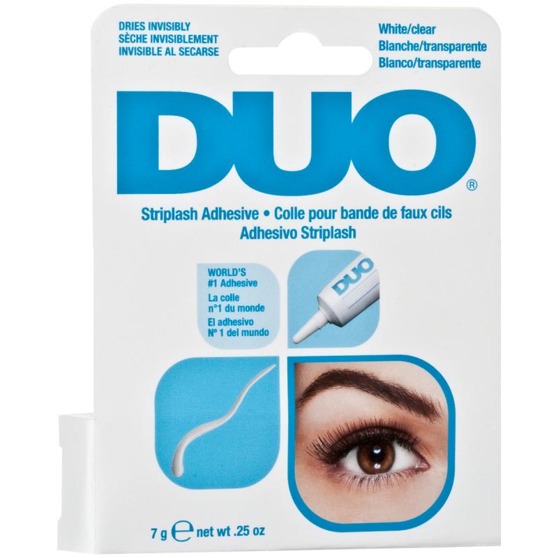 Ardell DUO Clear franslim i gruppen Makeup / Ögon / Lösögonfransar hos Bangerhead (B027106)