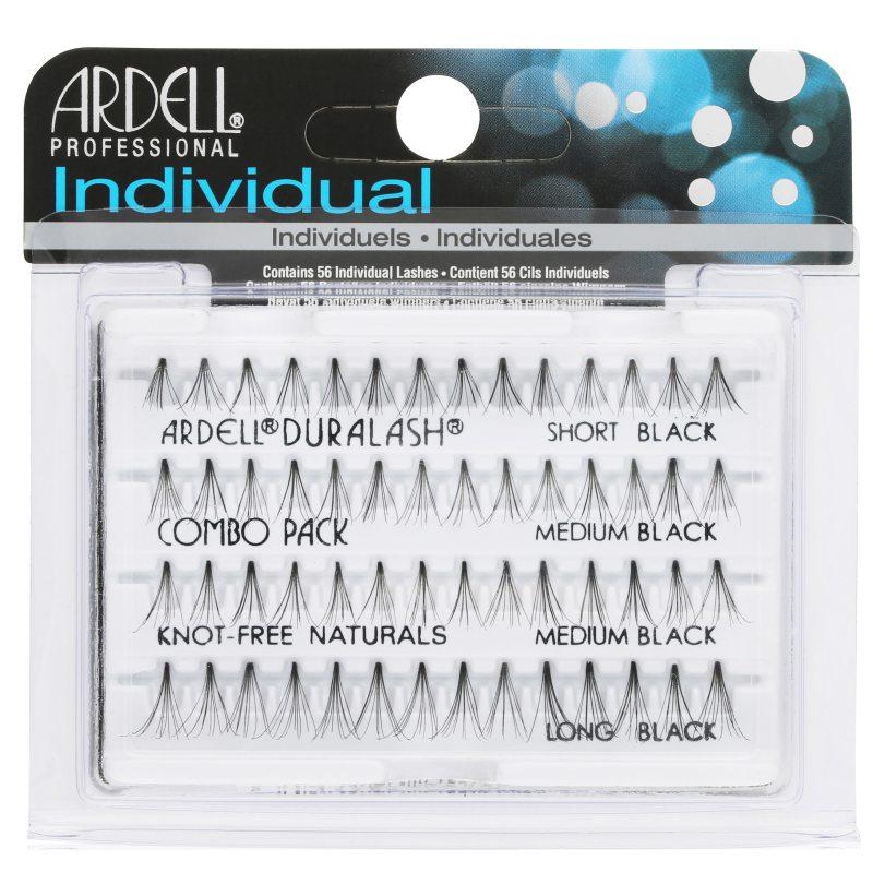 Ardell Naturals combo black i gruppen Makeup / Ögon / Lösögonfransar hos Bangerhead (B027123)