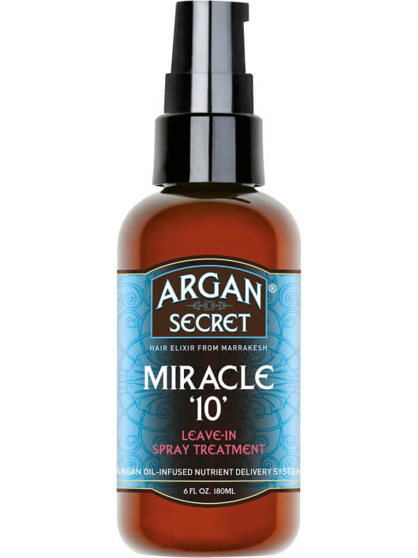 Argan Secret Miracle 10 (180ml) i gruppen Hårvård / Styling / Finishing hos Bangerhead (B027130)