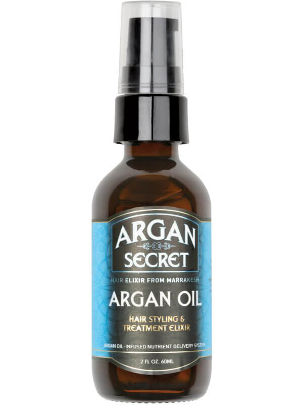 Argan Secret Oil (60ml) i gruppen Hårpleie / Styling / Hårolje hos Bangerhead.no (B027131)