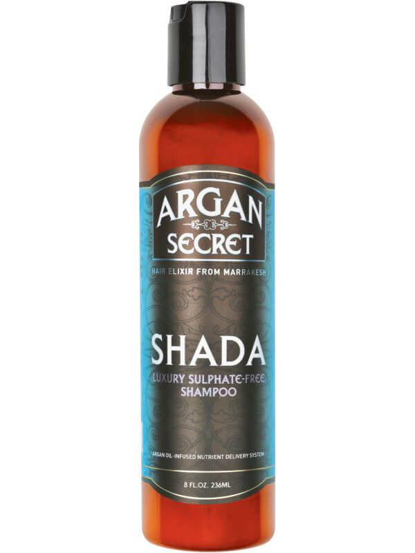 Argan Secret Shada Schampoo i gruppen Hårpleie / Shampoo & balsam / Shampoo hos Bangerhead.no (B027133)
