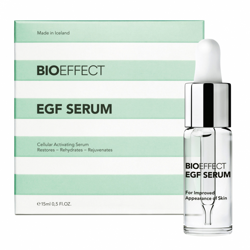 BIOEFFECT EGF Serum (15ml) i gruppen Hudvård / Masker & treatments / Ansiktsserum hos Bangerhead (B027212)