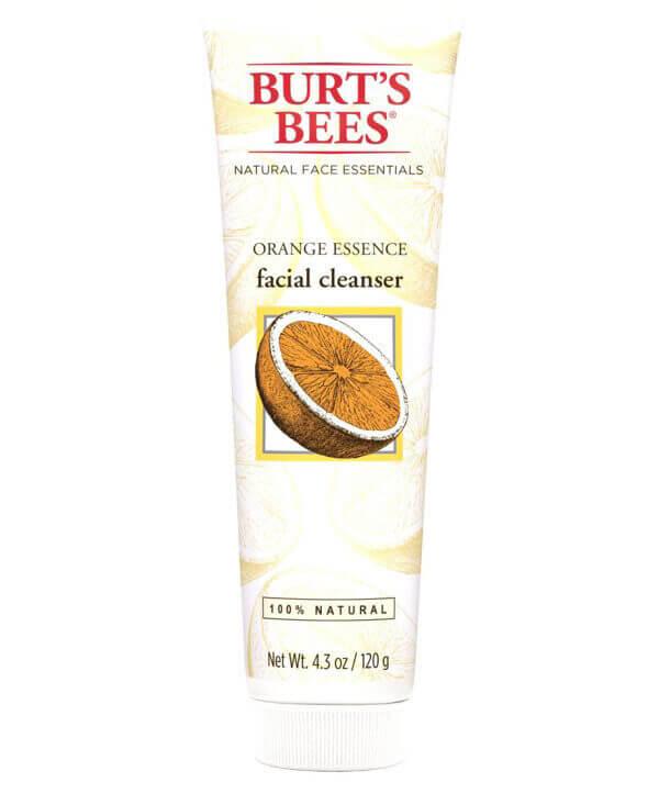 Burt's Bees Facial Cleanser Orange Essence (120g) i gruppen Hudvård / Ekologisk hudvård hos Bangerhead (B027248)