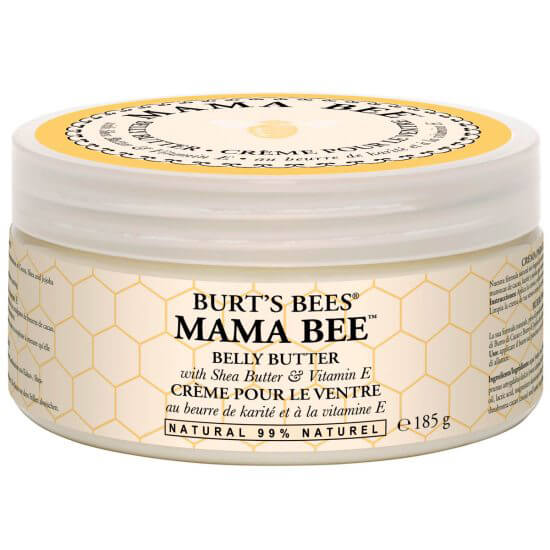 Burts Bees Mama Bee Belly Butter (185g) i gruppen Kroppsvård & spa / Kroppsåterfuktning / Body butter hos Bangerhead (B027263)