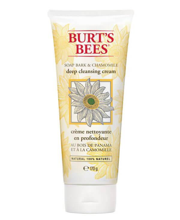 Burt's Bees Soap Bark & Chamomile Deep Cleansing Cream i gruppen Hudpleie / Ansiktsrens / Rengjøringsbalm hos Bangerhead.no (B027272)
