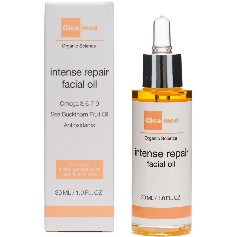 Cicamed Organic Science Intense Repair Facial Oil ryhmässä Vartalonhoito & spa / Ekologinen vartalonhoito & spa at Bangerhead.fi (B027292)