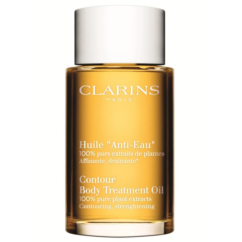 Clarins Anti-Eau Body Treatment Oil (100ml) ryhmässä Vartalonhoito & spa / Vartalon kosteutus / Vartaloöljy at Bangerhead.fi (B027299)