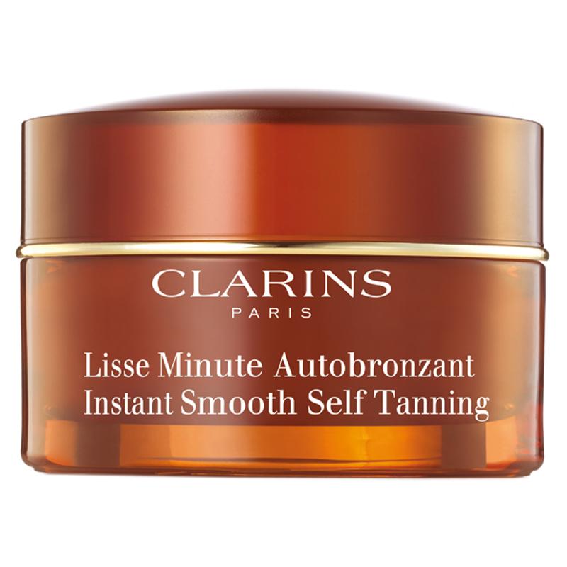 Clarins Instant Smooth Self Tanning (30ml) i gruppen Hudvård / Sol & tan för ansikte / Brun utan sol för ansikte hos Bangerhead (B027365)