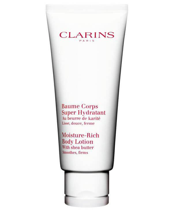 Clarins Moisture-Rich Body Lotion (200 ml) i gruppen Kroppsvård & spa / Kroppsåterfuktning / Body lotion hos Bangerhead (B027373)
