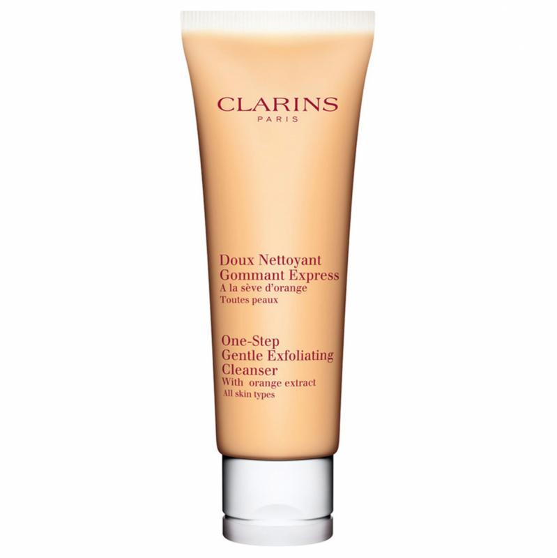 Clarins One-Step Gentle Exfoliating Cleanser (125ml) i gruppen Hudvård / Ansiktsrengöring / Rengöringsgel hos Bangerhead (B027376)
