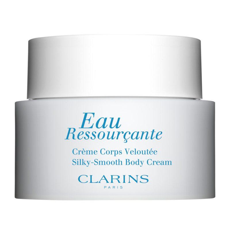 Clarins Rebalancing Silky-Smooth Body Cream   ryhmässä Vartalonhoito & spa / Vartalon kosteutus / Vartalovoiteet at Bangerhead.fi (B027383)