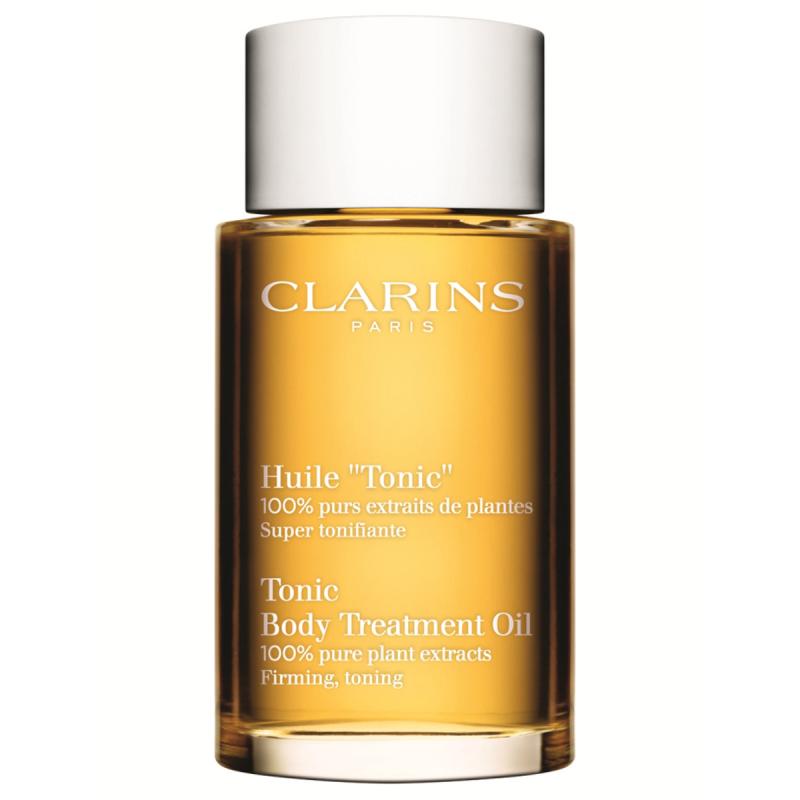 Clarins Tonic Body Treatment Oil (100ml) i gruppen Kroppsvård / Kroppsåterfuktning / Kroppsolja hos Bangerhead (B027407)