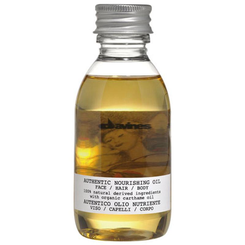 Davines Authentic Nourishing Oil  i gruppen Hårvård / Styling / Hårolja hos Bangerhead (B027434)