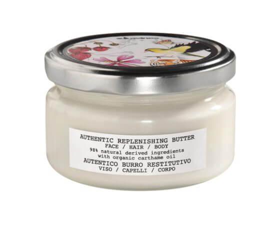 Davines Authentic Replenshing Butter (200ml) i gruppen Hårvård / Hårinpackning & treatments / Hårinpackning hos Bangerhead (B027435)