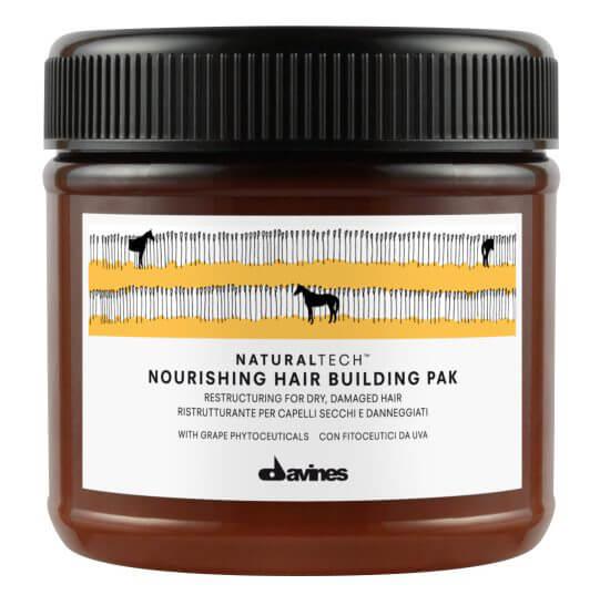 Davines Naturaltech Nourishing Hair Pak (250ml) i gruppen Hårvård / Hårinpackning & treatments / Hårinpackning hos Bangerhead (B027447)