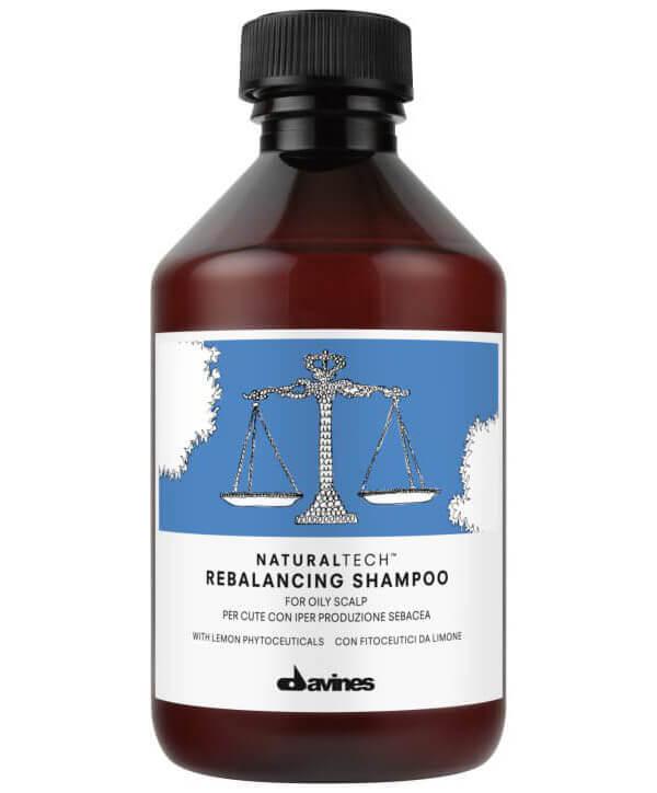 Davines Naturaltech Rebalancing Shampoo (250ml) i gruppen Hårvård / Schampo & balsam / Schampo hos Bangerhead (B027455)