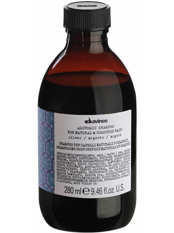 Davines Alchemic Shampoo Silver i gruppen Hårvård / Schampo & balsam / Silverschampo hos Bangerhead (B027459)