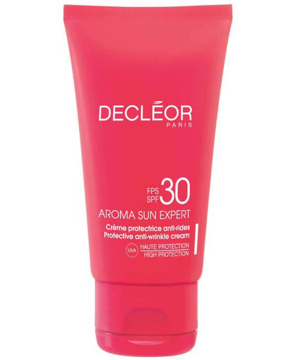 Decleor Protective Anti-Wrinkle Cream Face SPF 30 (50 ml) i gruppen Hudpleie / Sol & tan for ansikt / Solkrem & hudkrem med SPF hos Bangerhead.no (B027486)