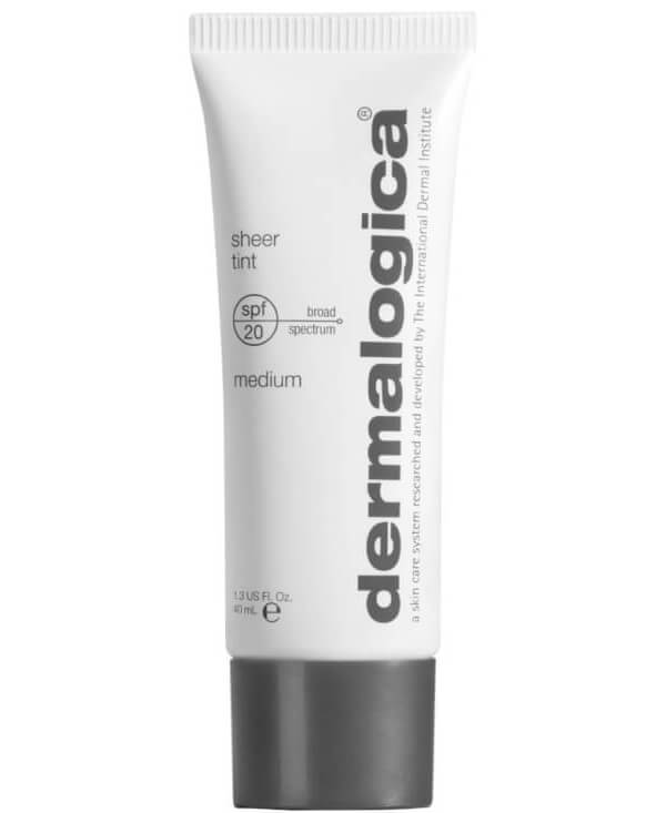 Dermalogica Sheer tint Medium Spf20 i gruppen Makeup / Bas / Foundation hos Bangerhead (B027530)