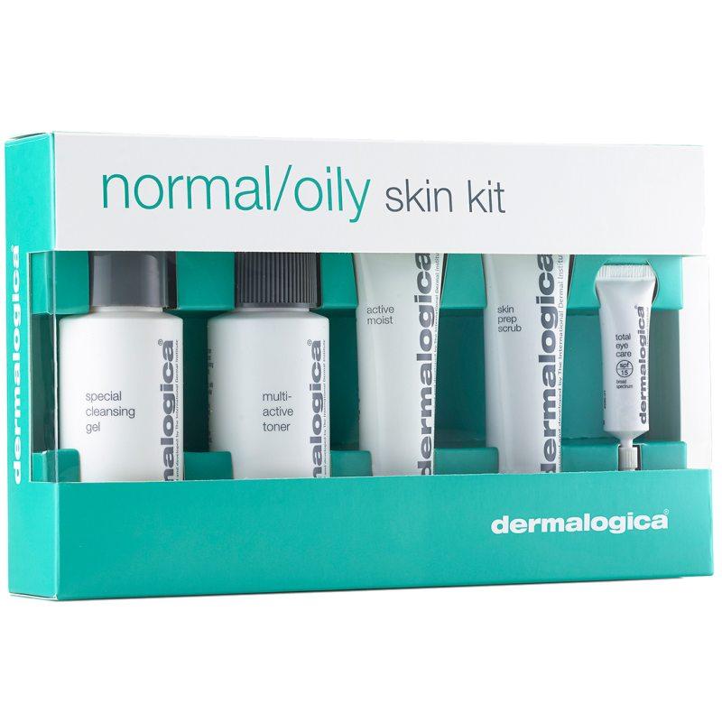 Dermalogica Skin Kit Normal/Fet i gruppen Hudpleie / Gift set & kits hos Bangerhead.no (B027534)