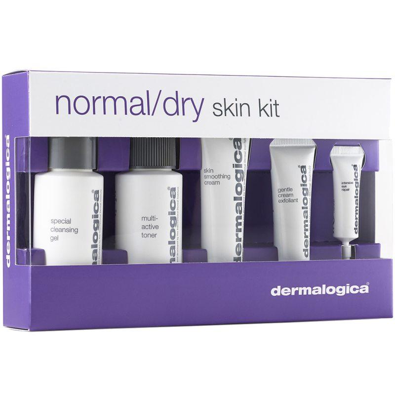 Dermalogica Skin Kit Normal/Tørr i gruppen Hudpleie / Gift set & kits hos Bangerhead.no (B027535)