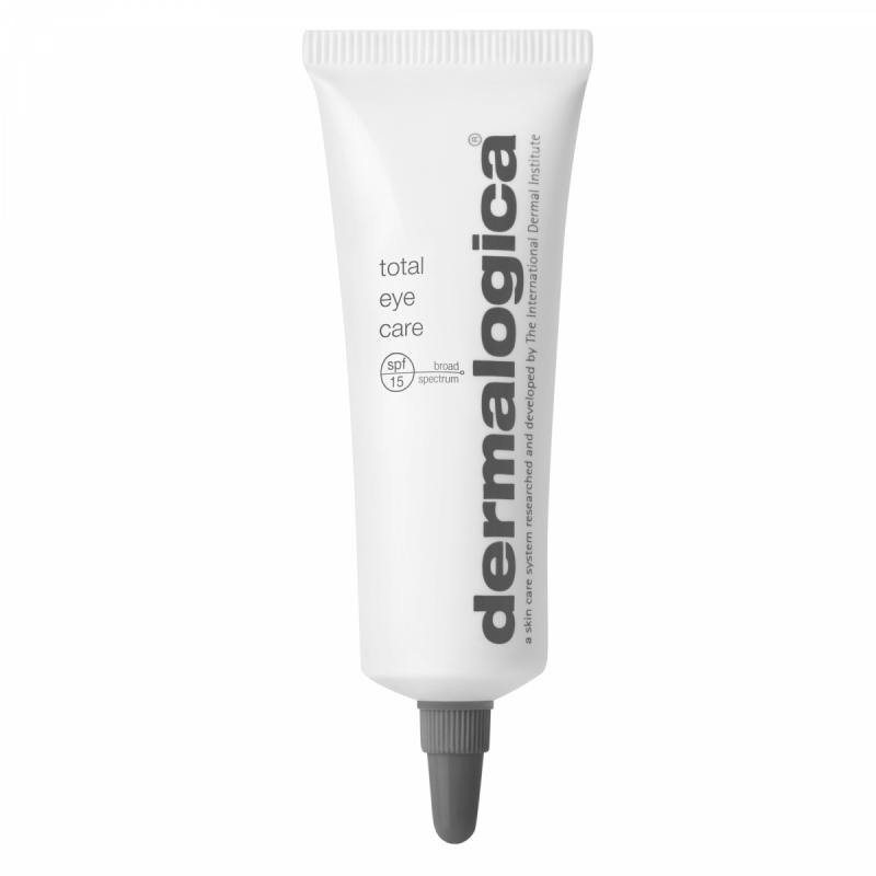 Dermalogica Total Eye Care SPF15 (15ml) i gruppen Hudvård / Ansiktsåterfuktning / Ögonkräm hos Bangerhead (B027549)