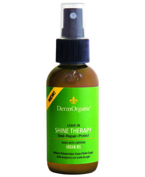 DermOrganic Argain Oil Leave-In Shine Therapy i gruppen Hårvård / Styling / Hårolja hos Bangerhead (B027555)