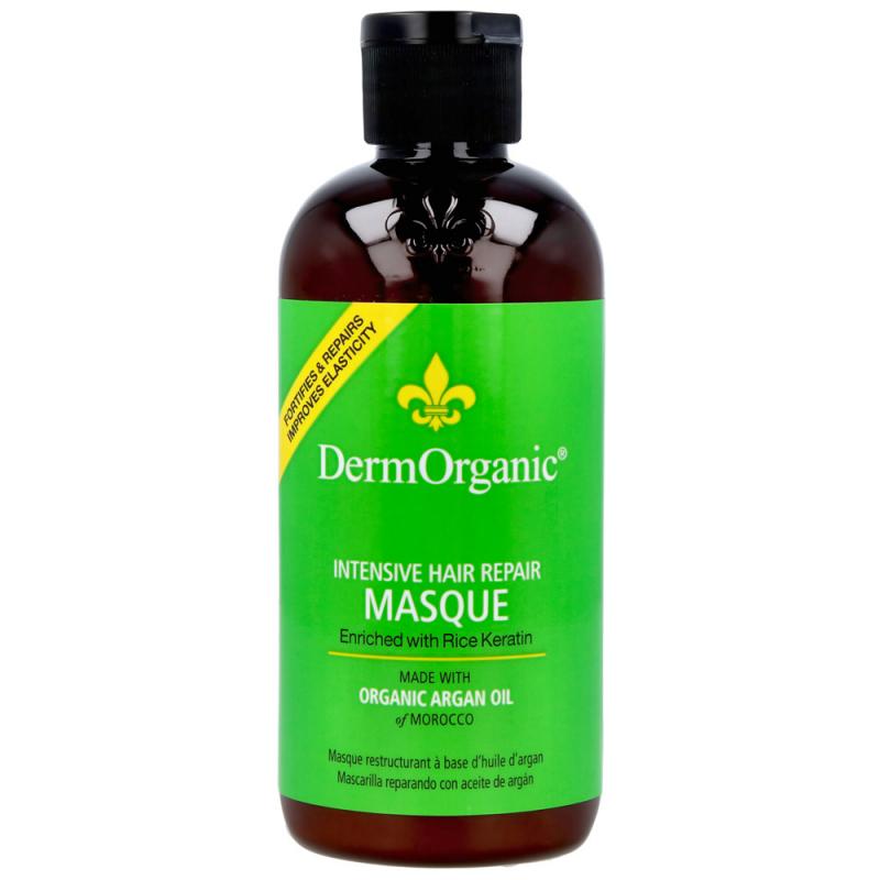 DermOrganic Masque Hair Repair  i gruppen Hårvård / Inpackning & treatments / Inpackning hos Bangerhead (B027560)