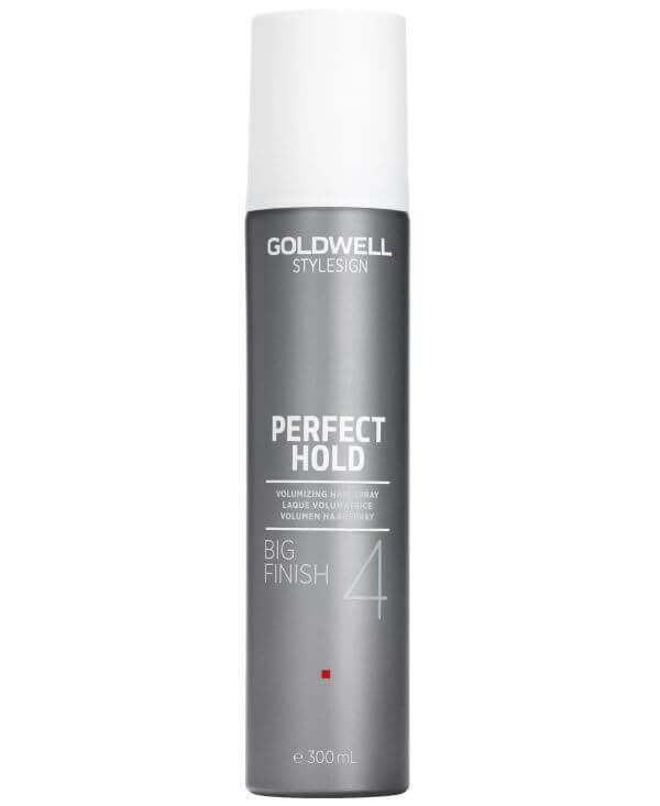 Goldwell Big Finish Spray (300 ml) i gruppen Hårpleie / Styling / Hårspray hos Bangerhead.no (B027711)