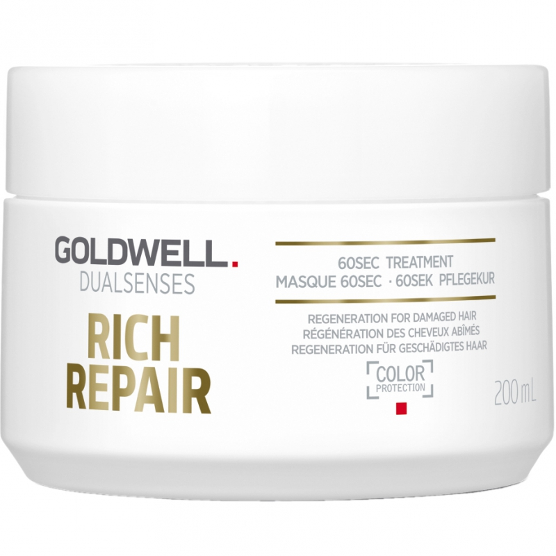 Goldwell Rich Repair 60s treatment i gruppen Hårvård / Inpackning & treatments / Inpackning hos Bangerhead (B027756)