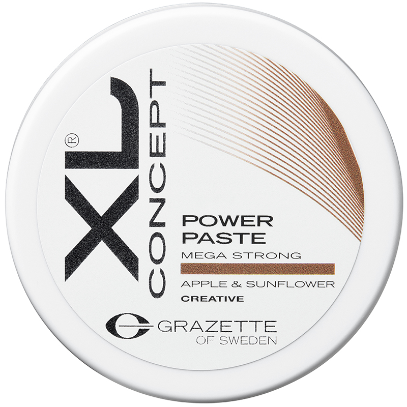 Grazette XL Power Paste (100ml) i gruppen Hårvård / Styling / Hårvax & stylingpaste  hos Bangerhead (B027808)
