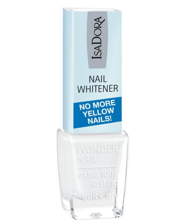 IsaDora Nail Whitener  604 Nail Whitener  i gruppen Negler / Neglelakk / Underlakk & baselakk hos Bangerhead.no (B027933)