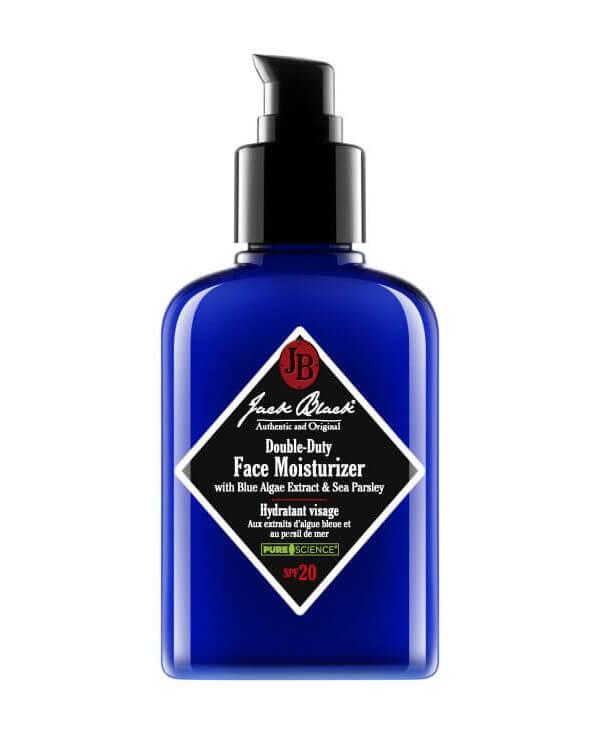 Jack Black Double-Duty Face Moisturizer Pump SPF 20 i gruppen Man / Hudvård för män / Ansiktskräm för män hos Bangerhead (B028034)