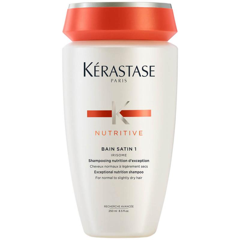 Kérastase Nutritive Bain Satin 1 (250ml) i gruppen Hårpleie / Shampoo  / Shampoo hos Bangerhead.no (B028089)