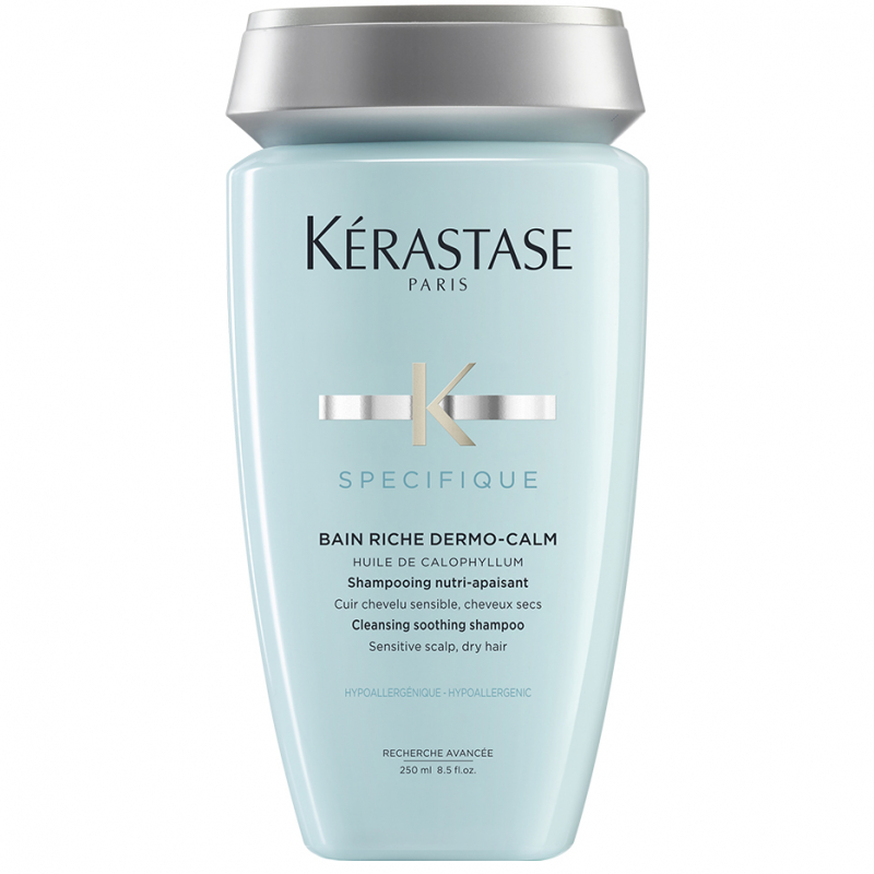 Kérastase Specifique Bain Riche Dermo-Calm (250ml) ryhmässä Hiustenhoito / Shampoot & hoitoaineet / Shampoot at Bangerhead.fi (B028099)