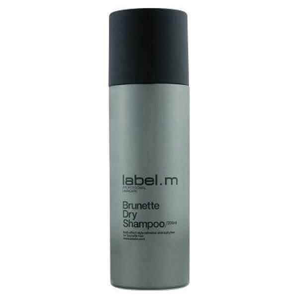 Label.M Brunette Dry Shampoo (200ml) i gruppen Hårvård / Schampo & balsam / Torrschampo hos Bangerhead (B028135)