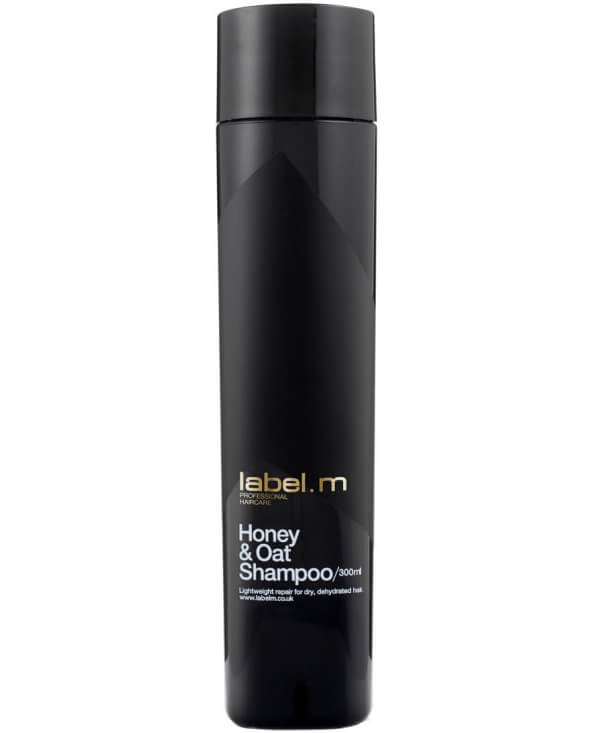 Label.M Honey And Oat Shampoo (300ml) i gruppen Hårvård / Schampo  / Schampo hos Bangerhead (B028147)