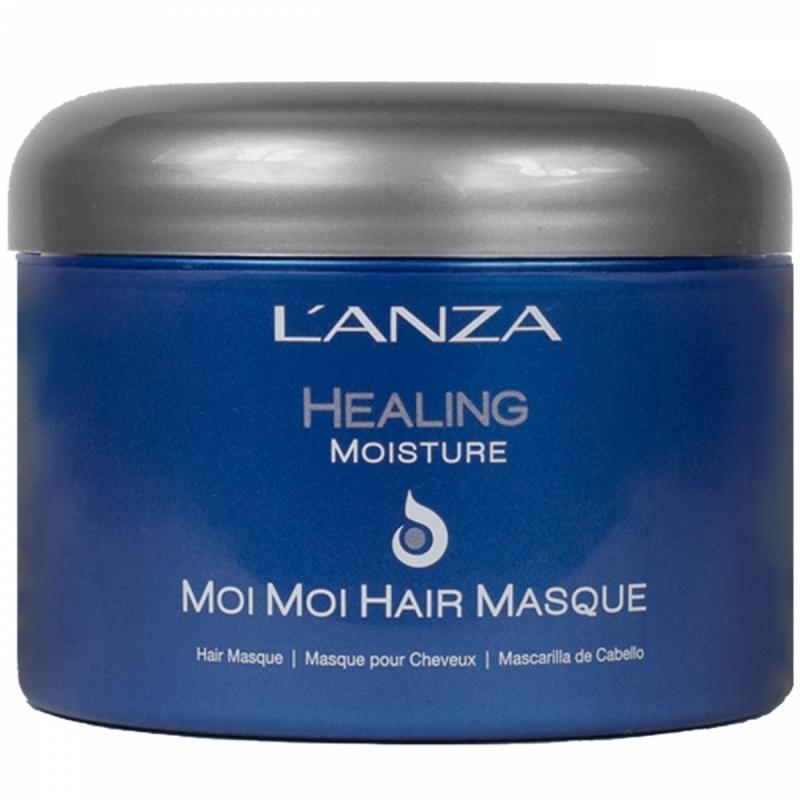 Lanza Healing Moisture Moi Moi Hair Masque i gruppen Hårvård / Inpackning & treatments / Inpackning hos Bangerhead (B028180r)