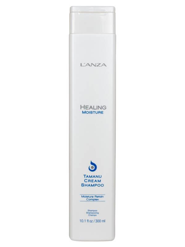 Lanza Healing Moisture Tamanu Cream Shampoo i gruppen Hårpleie / Shampoo & balsam / Shampoo hos Bangerhead.no (B028183r)