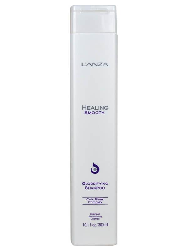 Lanza Healing Smooth Glossifying Shampoo (300ml) ryhmässä Hiustenhoito / Shampoot / Shampoot at Bangerhead.fi (B028187)