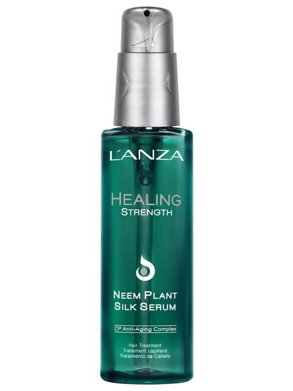 Lanza Healing Strength Neem Plant Silk Serum (100ml) i gruppen Hårvård / Styling / Värmeskydd hos Bangerhead (B028191)