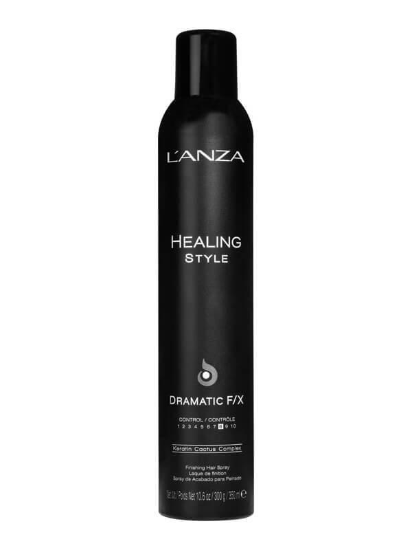 Lanza Healing Style Dramatic F/X (350ml) ryhmässä Hiustenhoito / Muotoilutuotteet / Hiuslakat at Bangerhead.fi (B028198)