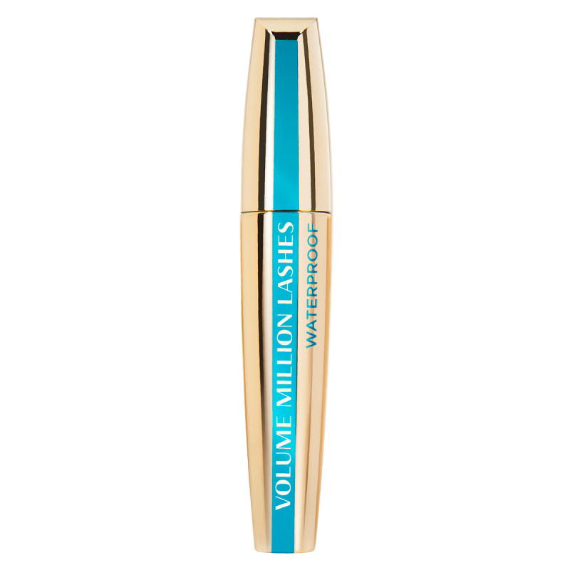 L'Oréal Paris Volume Million Lashes Waterproof Mascara Black ryhmässä Meikit / Silmät / Ripsivärit at Bangerhead.fi (B028265)