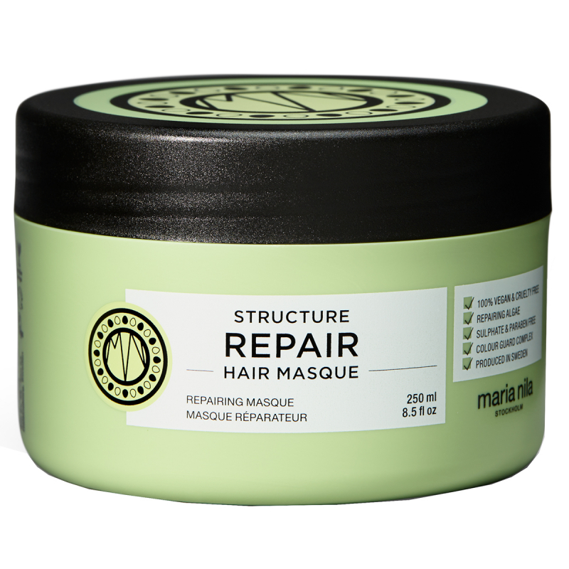 Maria Nila Care Masque Structure Repair (250ml) i gruppen Hårpleie / Hårkur & treatments / Hårkur hos Bangerhead.no (B028297)