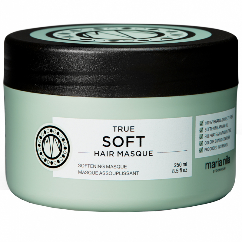 Maria Nila Care Masque True Soft (250ml) i gruppen Hårvård / Hårinpackning & treatments / Hårinpackning hos Bangerhead (B028298)