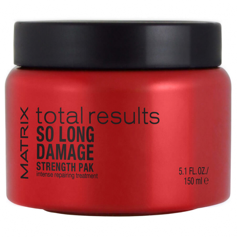Matrix Strength Pak Intensive Treatment (150ml) i gruppen Hårvård / Inpackning & treatments / Inpackning hos Bangerhead (B028314)