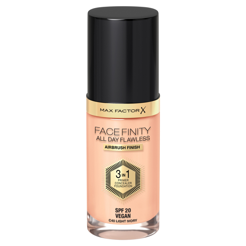 Max Factor All Day Flawless 3-in-1 Foundation  i gruppen Makeup / Bas / Foundation hos Bangerhead (B028345r)