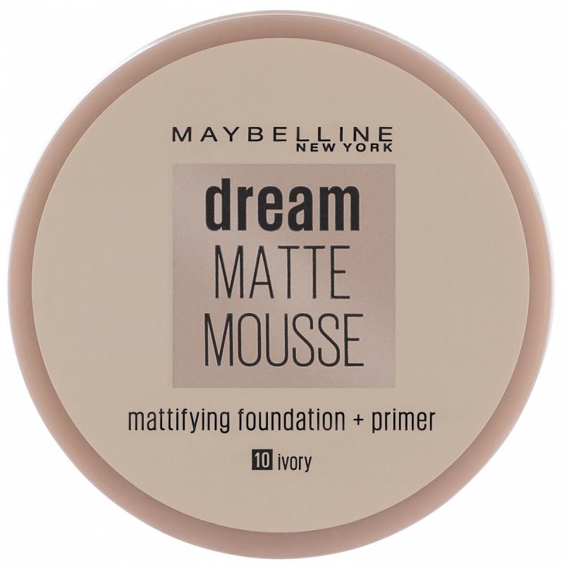 Maybelline Dream Matte Mousse   ryhmässä Meikit / Pohjameikki / Meikkivoiteet at Bangerhead.fi (B028416r)