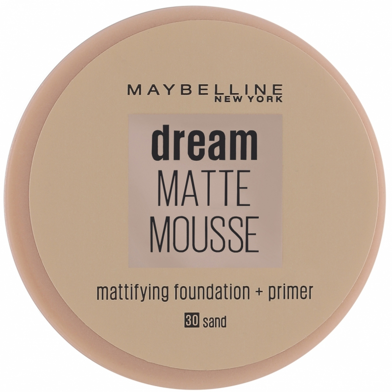 Maybelline Dream Matte Mousse   i gruppen Makeup / Bas / Foundation hos Bangerhead (B028416r)