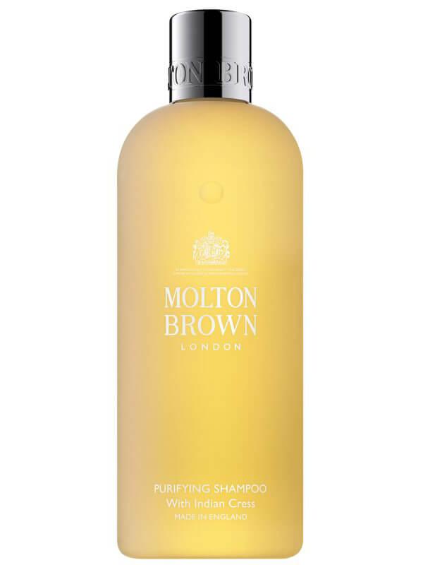 Molton Brown Indian Cress Purifying Shampoo (300ml) ryhmässä Hiustenhoito / Shampoot / Shampoot at Bangerhead.fi (B028447)
